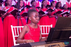 Amazing! 12-year-old Pianist, Ewuradwoa to Thrill Patrons at Maiden Concert