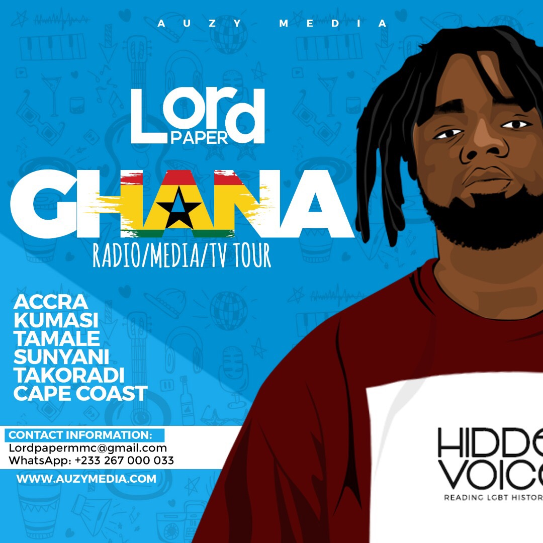 Lord Paper's Somewhere In North K EP Media Tour Underway