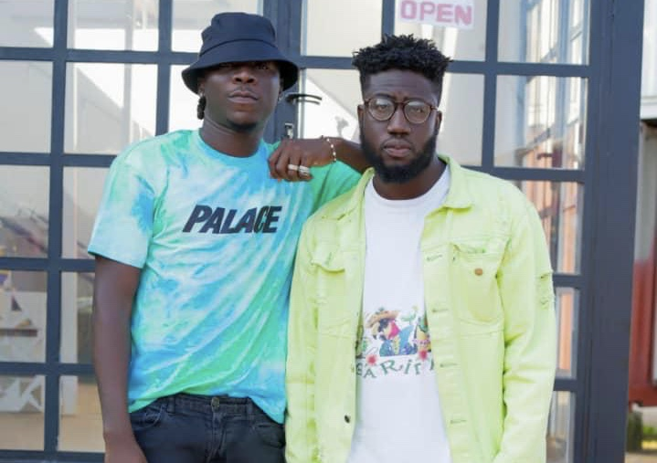 """Gidochi""""High With Me"""" featuring Stonebwoy"""
