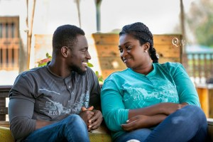 Photos: Adom FM's Jerry Justice ties Knot in Private Ceremony in Tema.