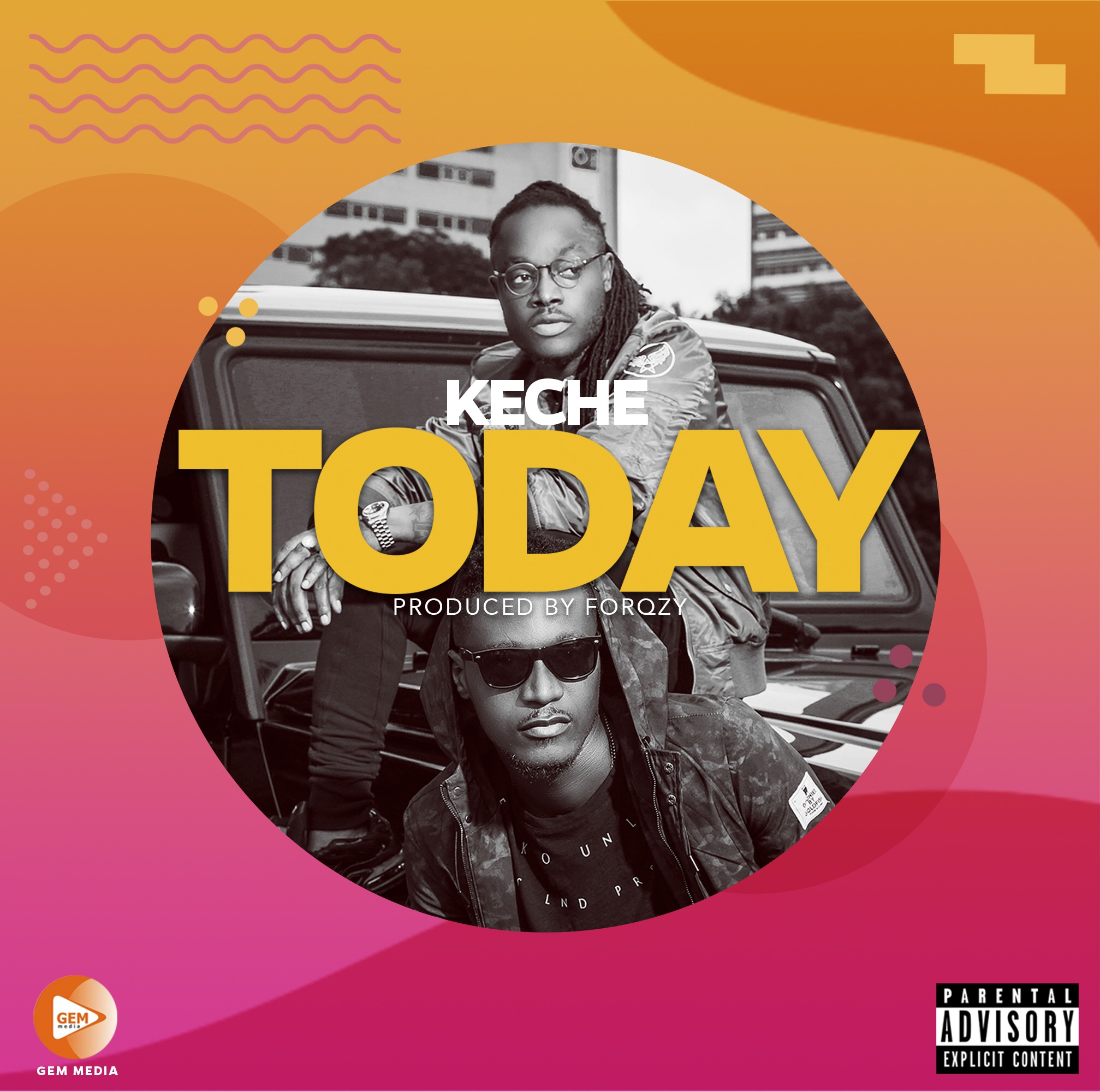 "Check It Out: Awards Winning Music Group, Keche Drops ""Today""."