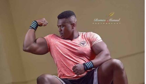 "Winner of TV3's ""Ghana's Strongest"" cries for his car two months after winning competition"