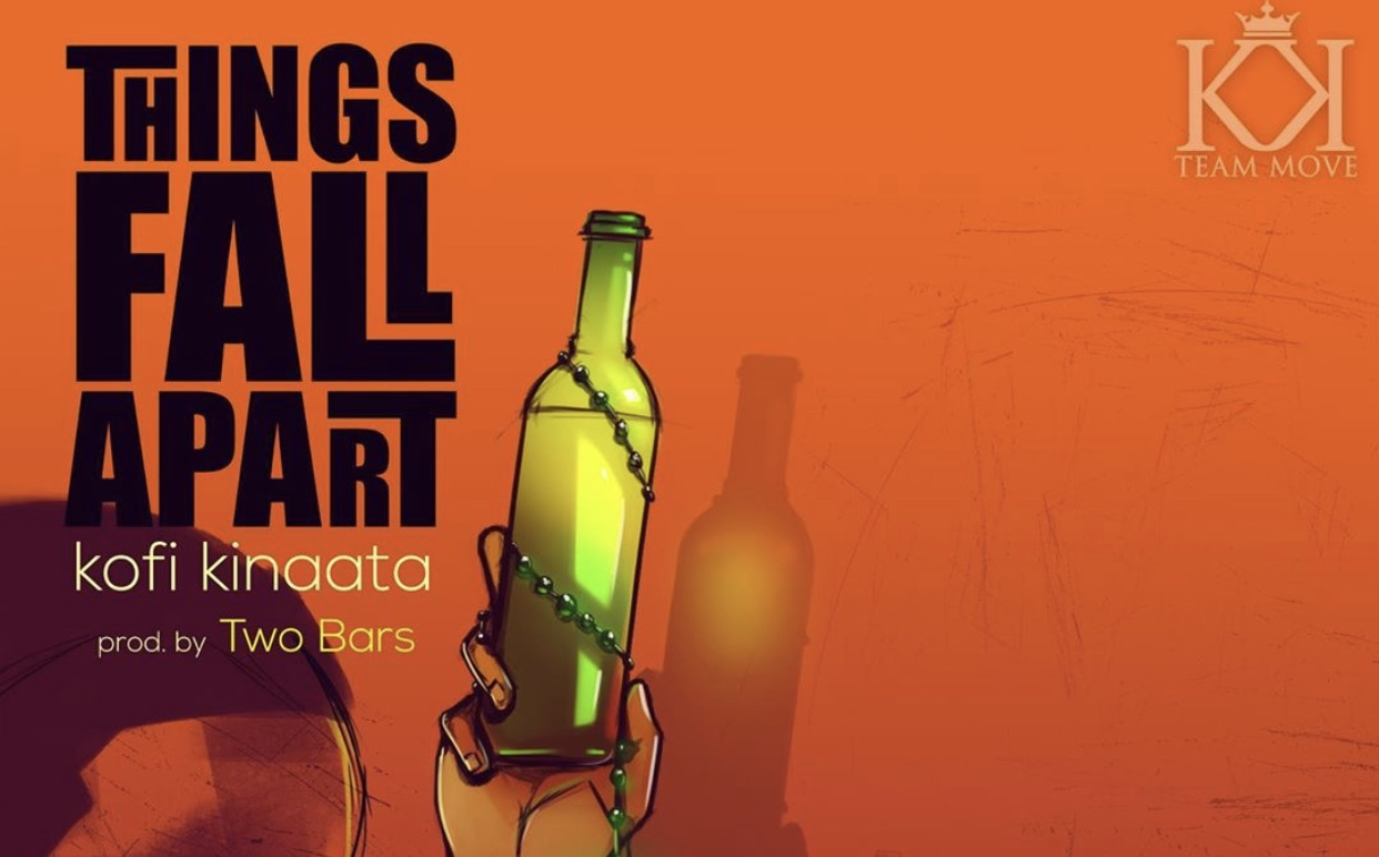 "Lyrics and breakdown of Kofi Kinaata's ""Things Fall Apart"" song"