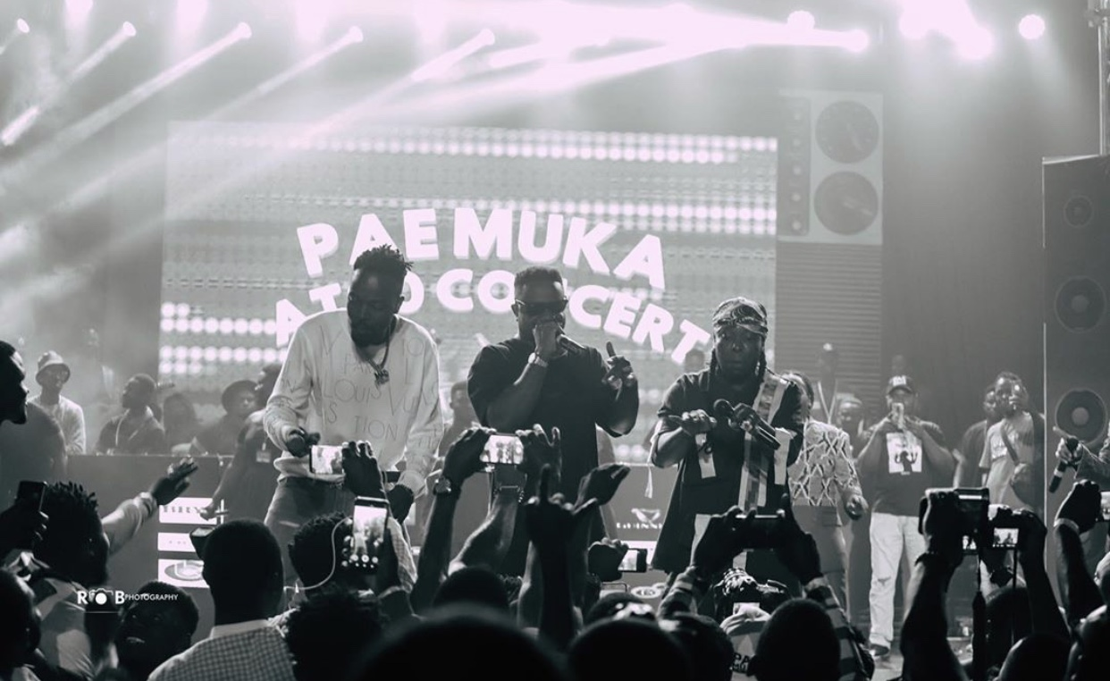 """Obrafuor Thanks Sarkodie, Reggie Rockstone, et al For Their Support at """"Pae Mu Ka @20"""""""