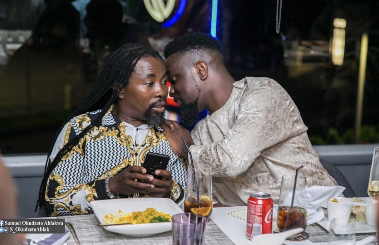 Obrafour replies critics: I didn't handover my rap destiny to Sarkodie, nobody can do rap like I do it.