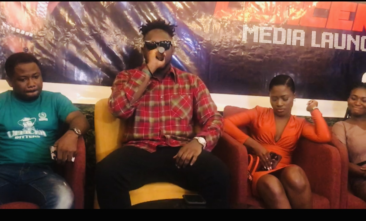 Medikal Launches Sowutuom Concert