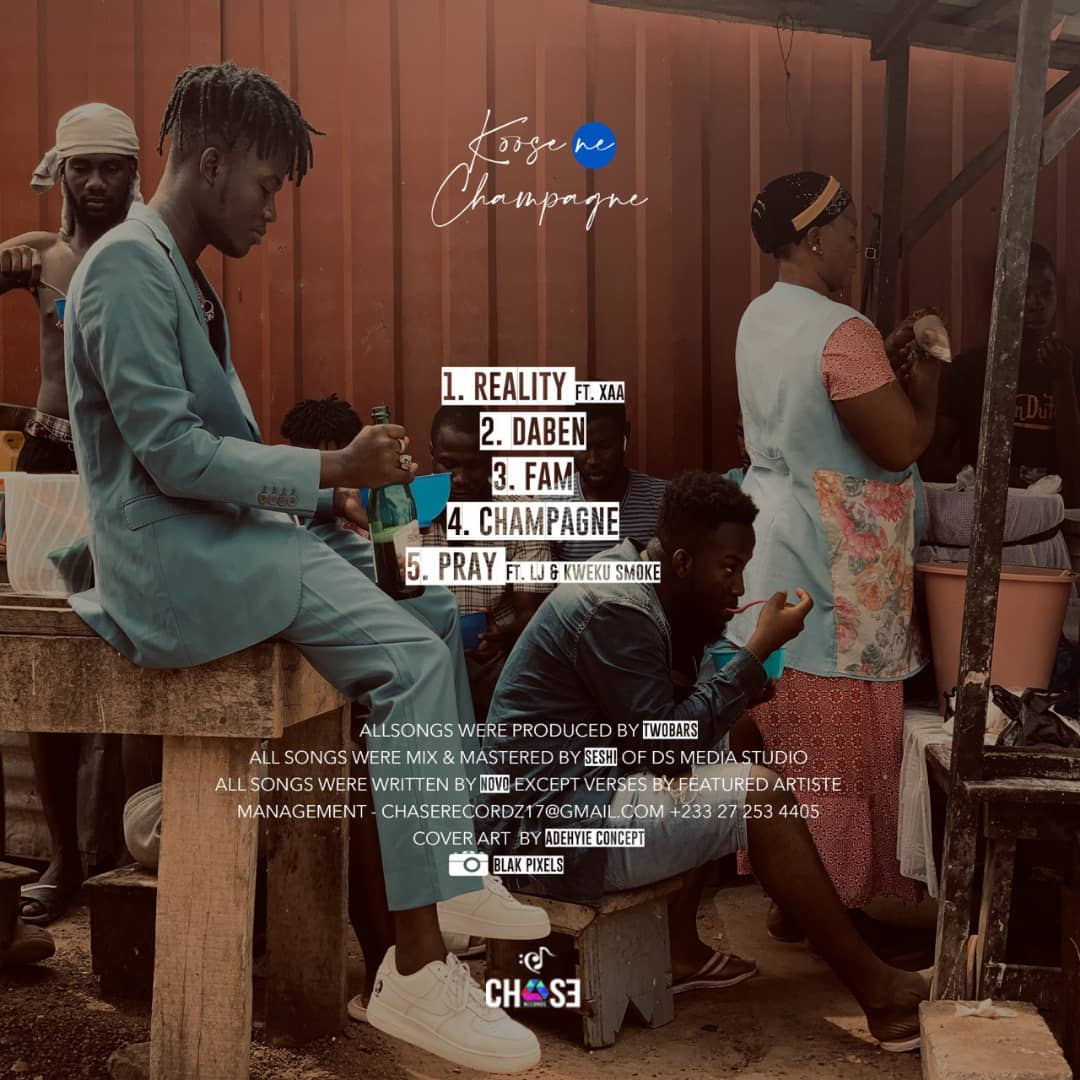 On The Way: 'Kose ne Champagne' Ready To Be Released