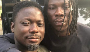 Stonebwoy Names Papa Loggy as the Best Promoter in Ghana