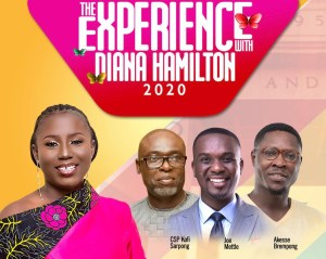 It's The Experience with Diana Hamilton 2020
