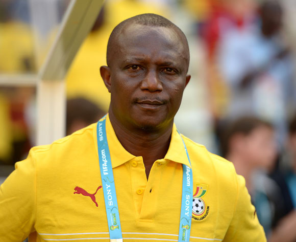 Kwesi Appiah Fired As Black Stars Coach as GFA Dissolves Technical Team of All National Teams