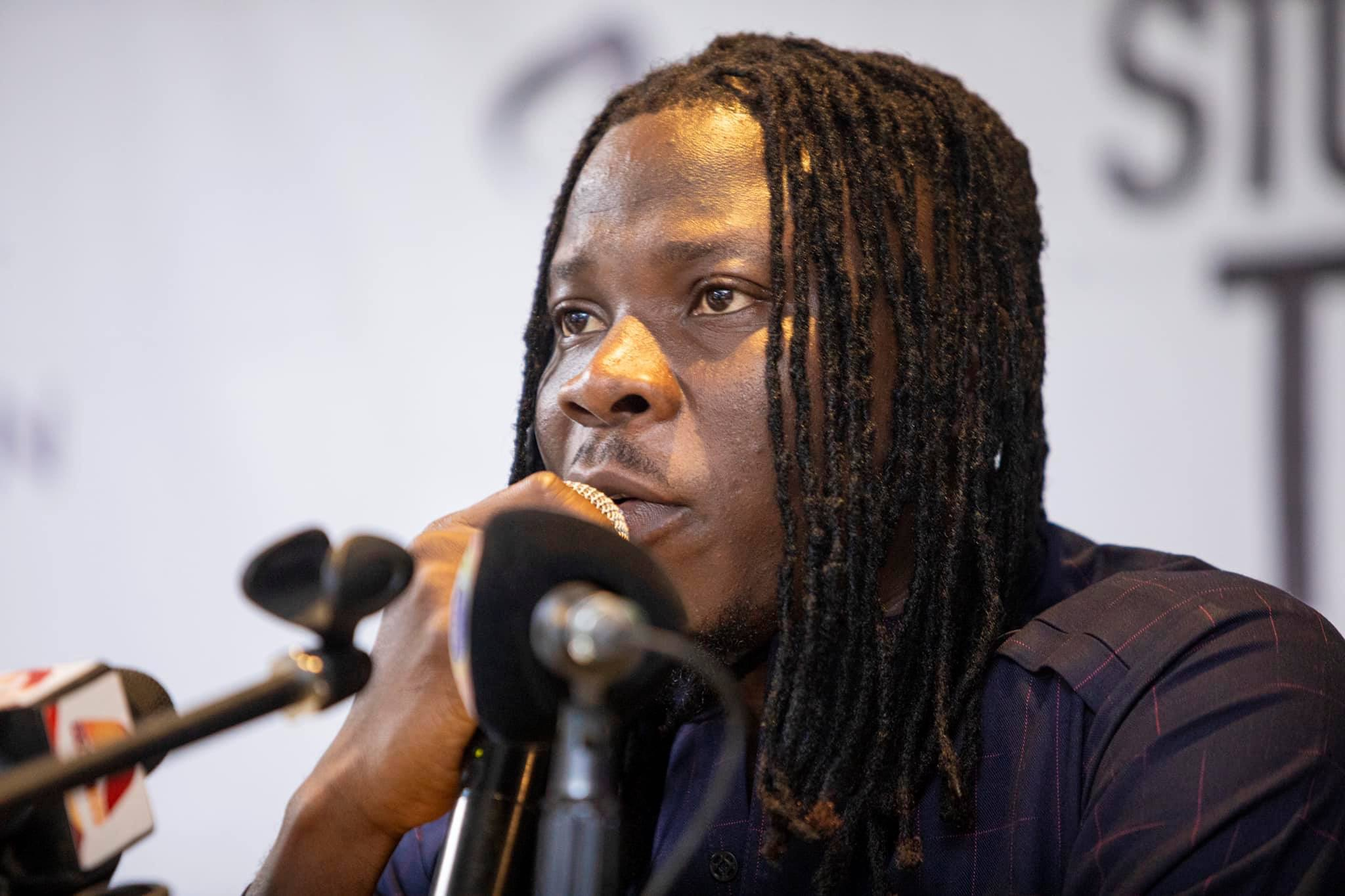 """""""Everybody Who Loves Good Music And Production Will Love My Upcoming Album""""  —Stonebwoy"""