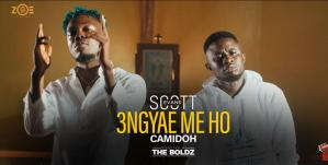 Watch Scott Evans' 'Engyae Me Ho' Music Video Starring Camidoh