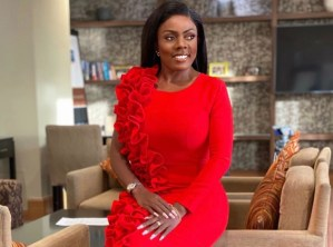 Nana Aba Anamoah Is The New General Manager of GHOne TV