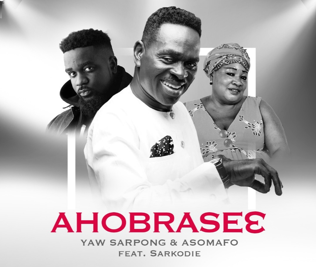 """Yaw Sarpong Finally Out With """"Ahobrase3"""" ft Sarkodie"""