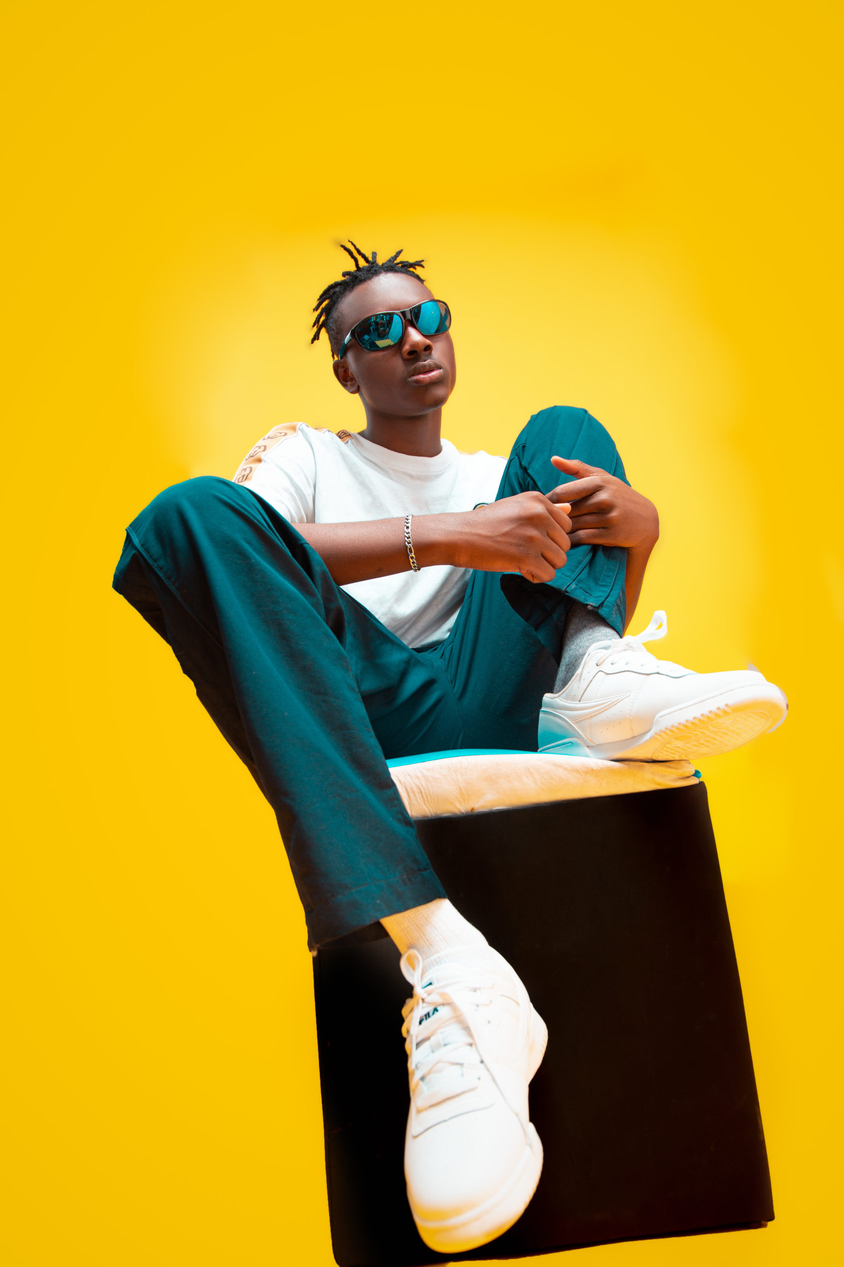 Dancehall Artiste Larruso Premieres Visuals For 'Yaaro'
