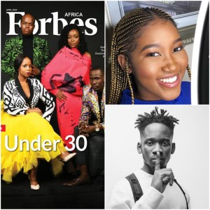 Read more about the article Forbes Africa #30Under30 List – Ghanaian Video Director Scilla Owusu and Mr Eazi Listed