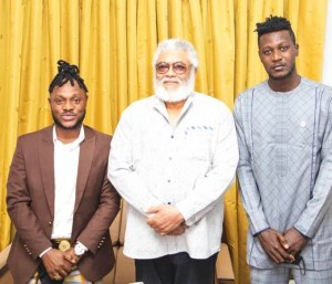 Keche Gifts J.J Rawlings Gold Pendant On Birthday