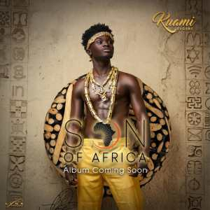 "Kuami Eugene Finally Announces Release Date For ""Son Of Africa"" Album"