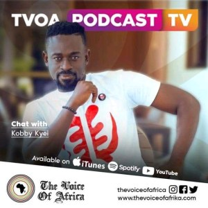 "Kobby Kyei Goes Africa – Set To Feature On ""The Voice Of Africa"" TV Podcast"