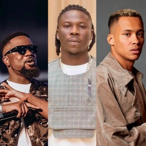 "Stonebwoy Recruits Sarkodie And Kelvyn Colts On ""Goodmorning"" Remix"