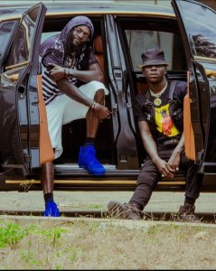 Adebayor Stars In Stonebwoy's Putuu Freestyle Video