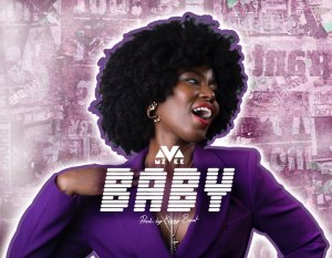 MzVee Premieres New Single 'Baby' With Eye-Catching Visuals