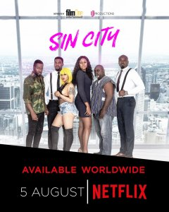 "MzVee Sheds Light On Yvonne Nelson's ""Sin City"" Movie"