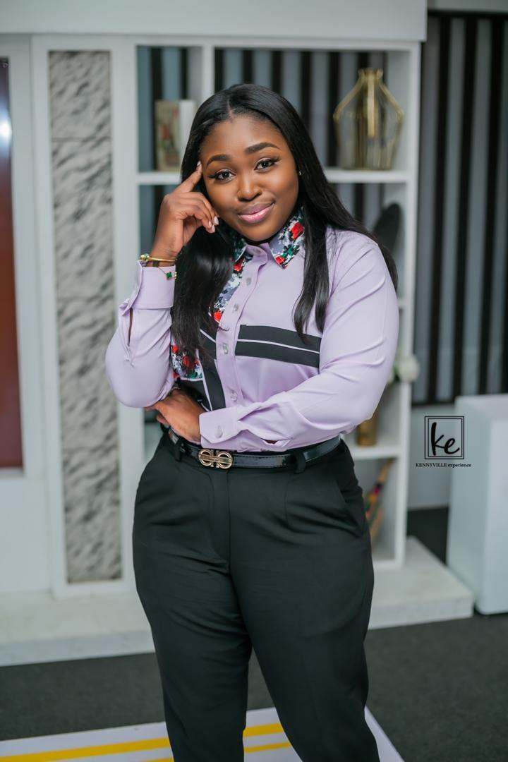 Meet Emefa Akosua Adeti – The Gorgeous Host Of Prime Morning