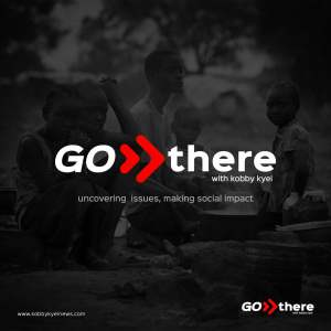 Kobby Kyei Starts Philanthropic Project 'Go There With Kobby Kyei'