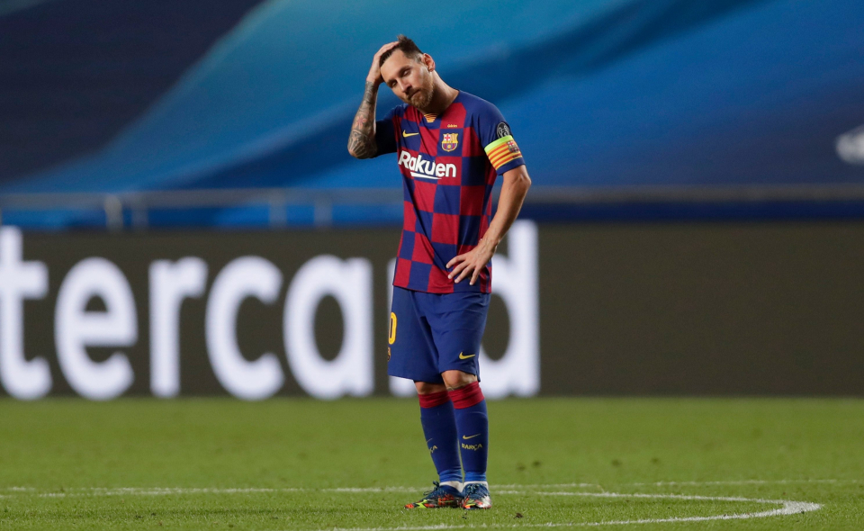 Messi Transfer Saga: The Probable Exit of the Little Magician; A Dark Storm with a Silver Lining…