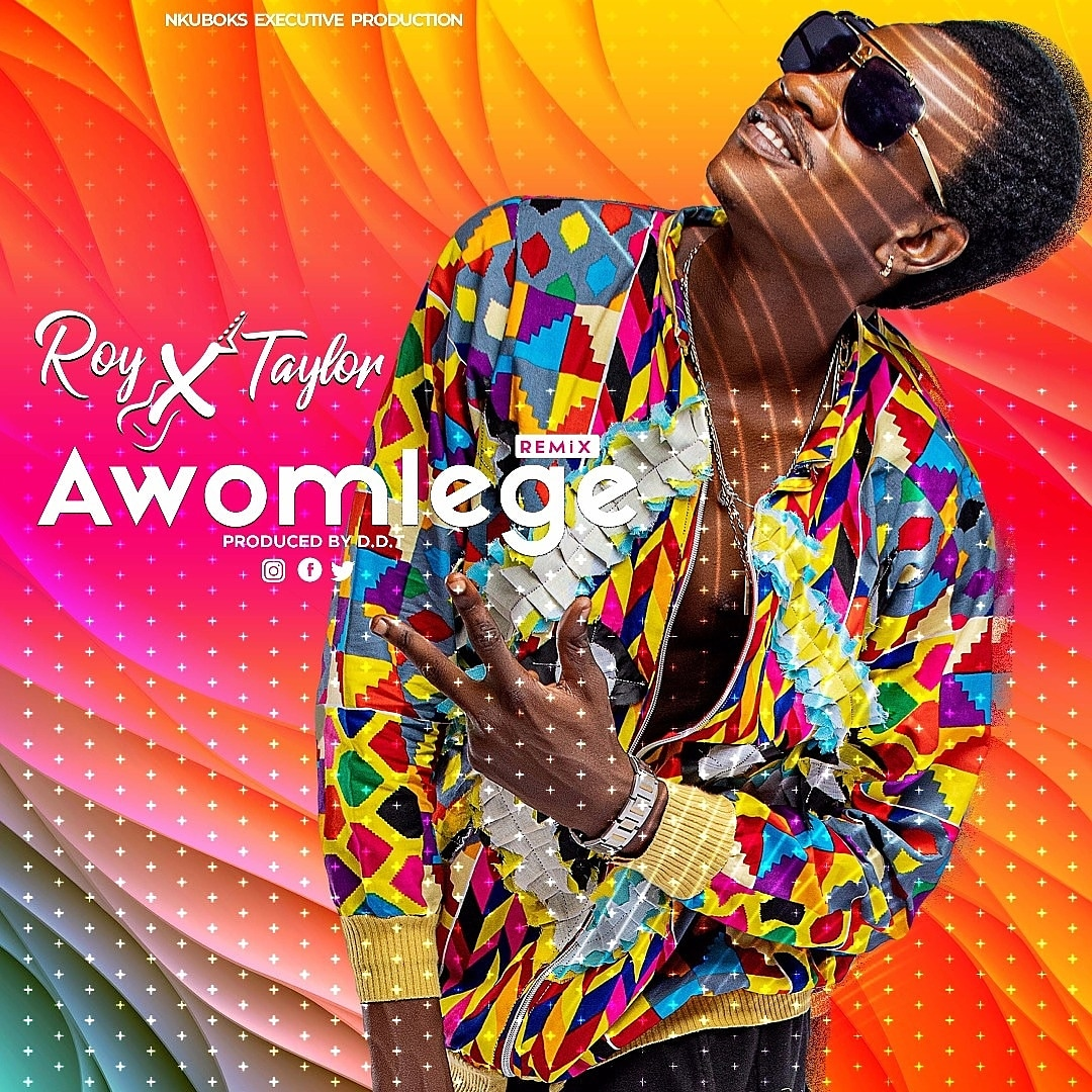 Musician Roy X Taylor To Release Remix of 'Awomlege' On November 1