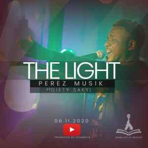 Contemporary Gospel Musician Perez Musik Announces New Single 'The Light'