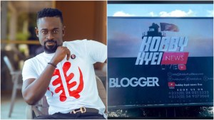 Kobby Kyei Steps Up Brand Awareness With Billboards