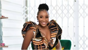 Naa Ashorkor Announces She's Covid-19 Positive