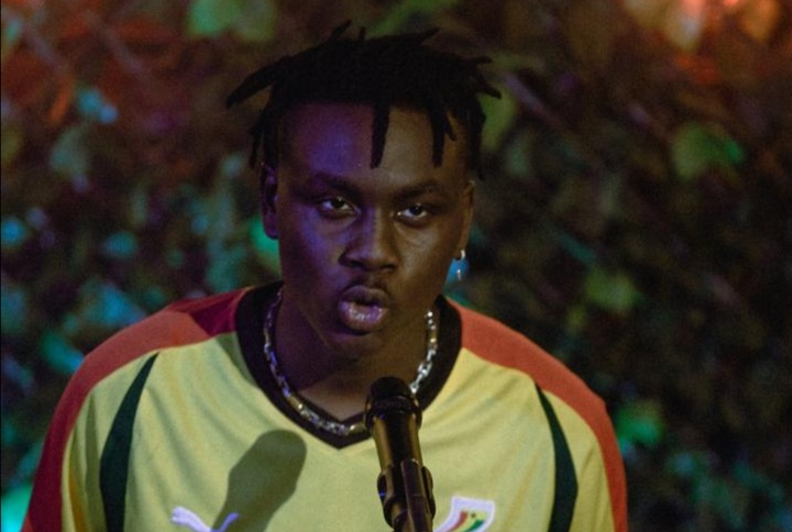 Larruso Represents Ghana On AC Milan And Roc Nation's 'From Milan With Love: Next Gen' – Hosted By DJ Khaled