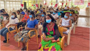 Gospel Singer Jayana Holds Free Breast Cancer Screening