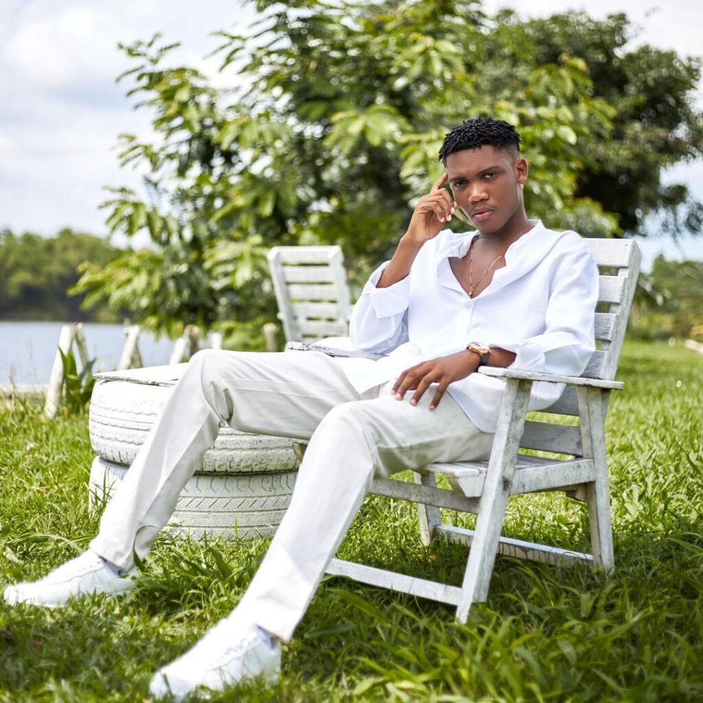 Malcolm Nuna Breaks Wizkid's Musical Record Which Has Lasted For 11 Years