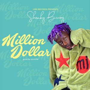 Shanky Bwoy Out With A New Banger 'Million Dollar'