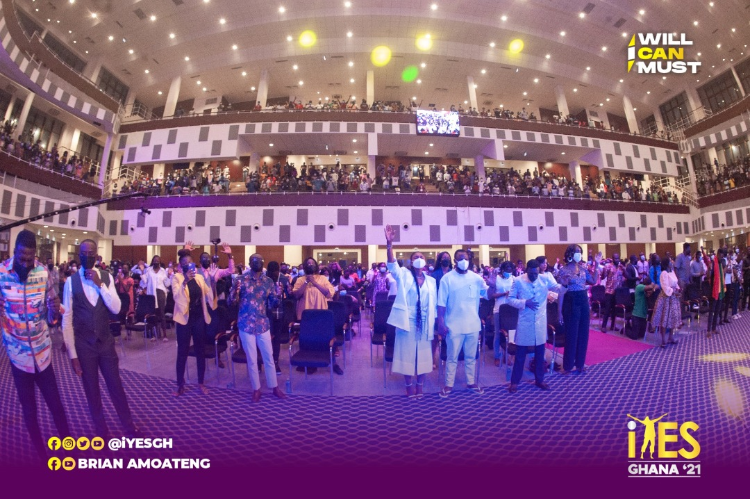 Pastor Brian's iYES Gathers Thousands of youth at UPSA