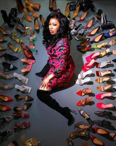Read more about the article Selly Galley is the face of Shoezonegh