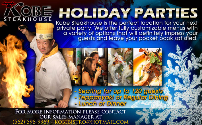 Kobe Steak House Seal Beach