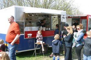Street food, food truck PandekageLiv