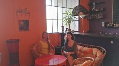 Spotkanie z Olą - właścicielką Studia Dakini - idealnego miejsca na warsztaty dla kobiet.