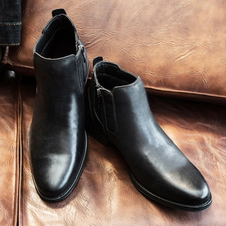 All New Men Fashion Business Shoes Office Boots
