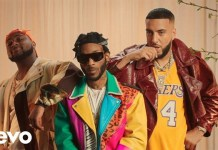 Angel ft. French Montana, Davido – Blessings (Remix)