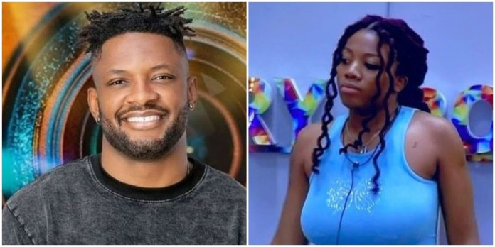 """#BBNaija: """"Angel is smart but lacks home training"""" - Cross voice out (Video)"""