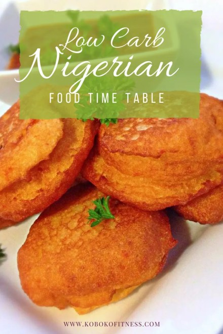 Koboko Fitness - Food and Fitness for Nigerian Women