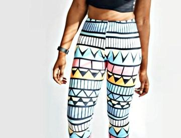 Adanna Tribal Leggings