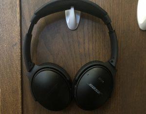 Bose Quietcomfort 35 افضل انواع السماعات اللاسلكية