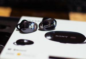 sony wf1000xm3 افضل انواع السماعات اللاسلكية